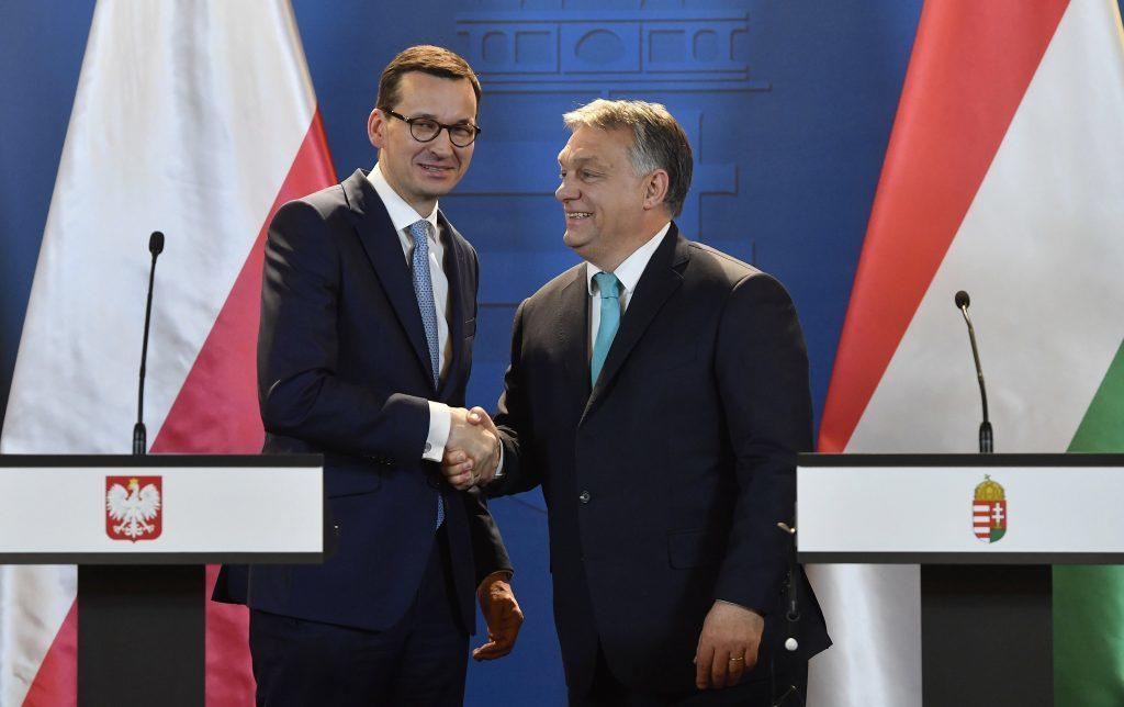 """""""We Can't Be Blackmailed"""": Hungary & Poland ThreatenTo Veto EU Stimulus Package"""