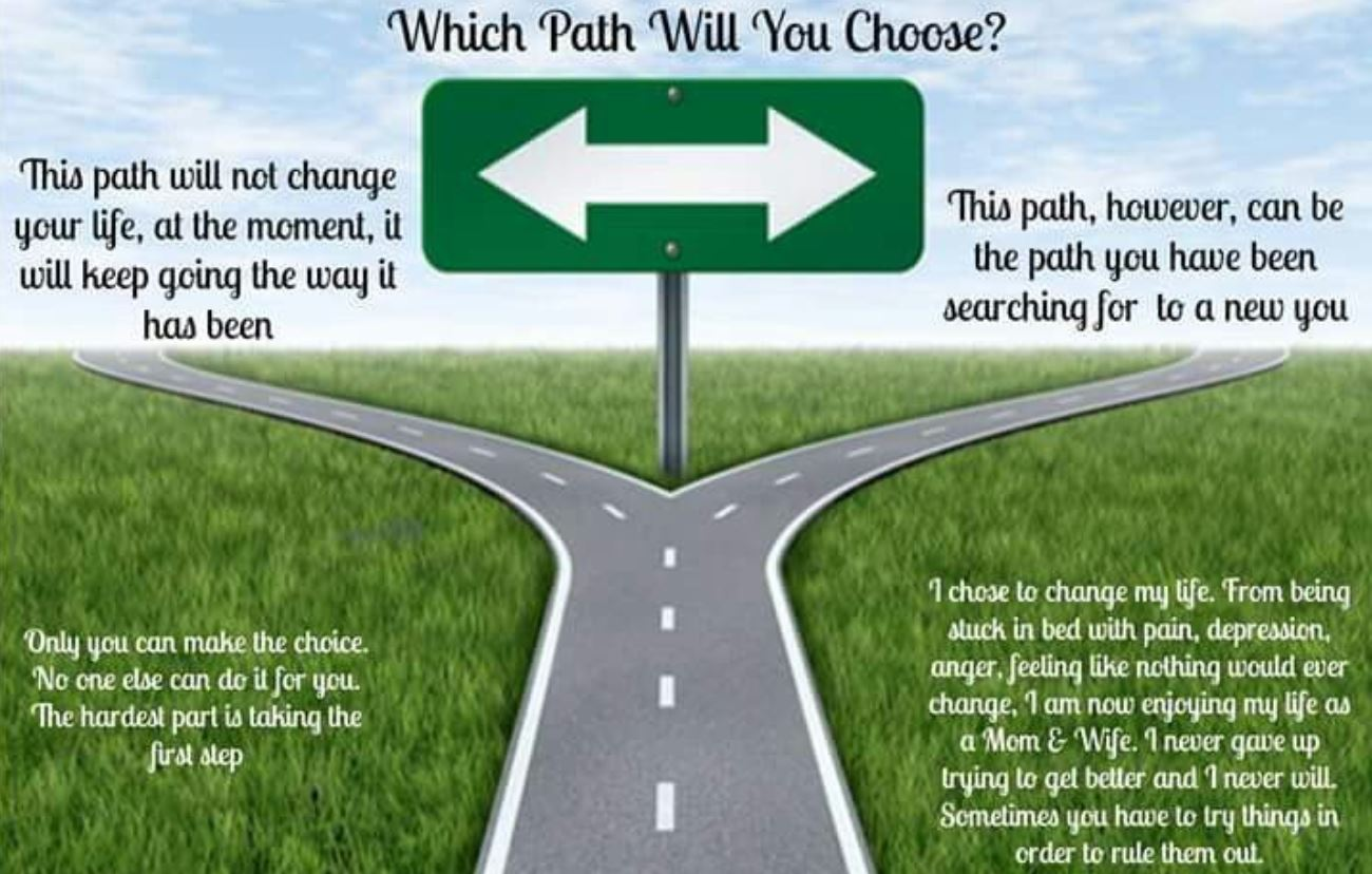Which Path Will Humanity Choose Now?