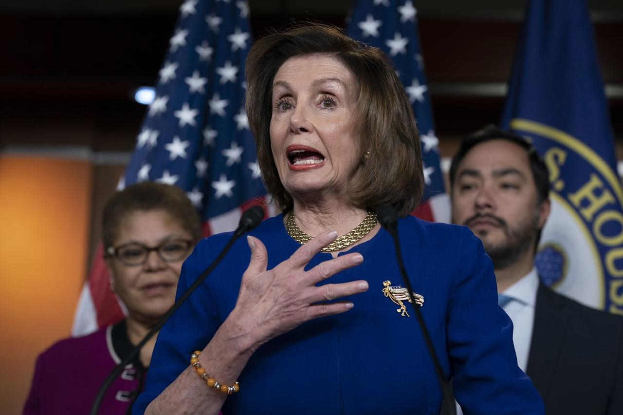 Pelosi Grapples With Slim Majority And Socialist Factions As House Dems Seek Path Forward