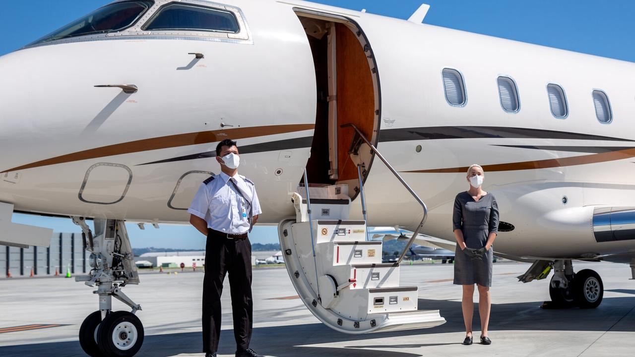 Private Jet Traffic Soars As Elites Panic Exit Cities Amid Virus, Elections