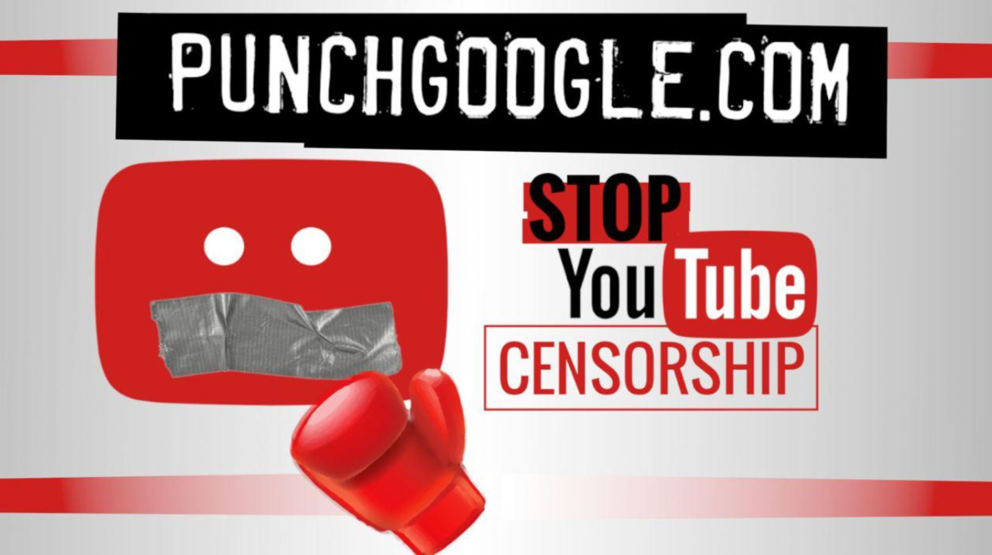 Google Whistleblower & Conservative Influencers File Lawsuit To Punch Google & Restore Free Speech