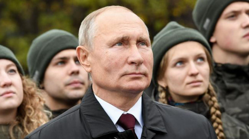 UK Media Reports Putin To Step Down In January Amid Parkinson's Disease Fears