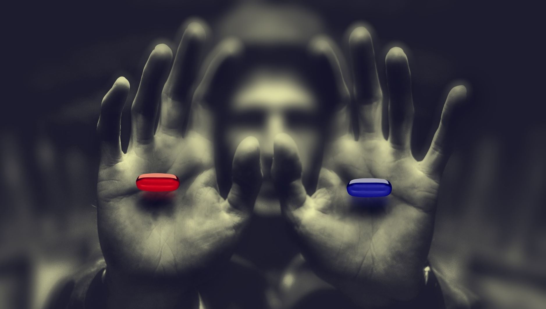 Election 2020: Choking on the Political Red and Blue Pills