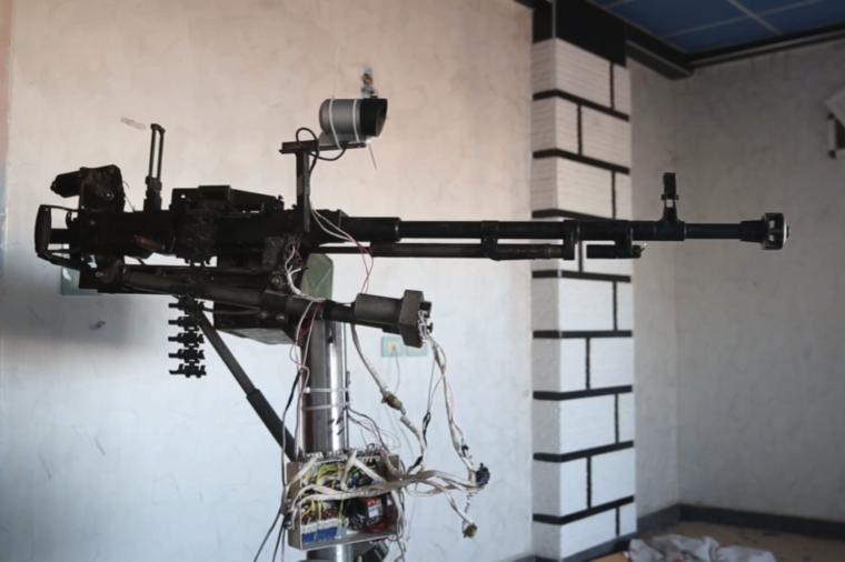 Iran Nuclear ScientistWas Shot WithMounted Remote-Controlled Machine Gun