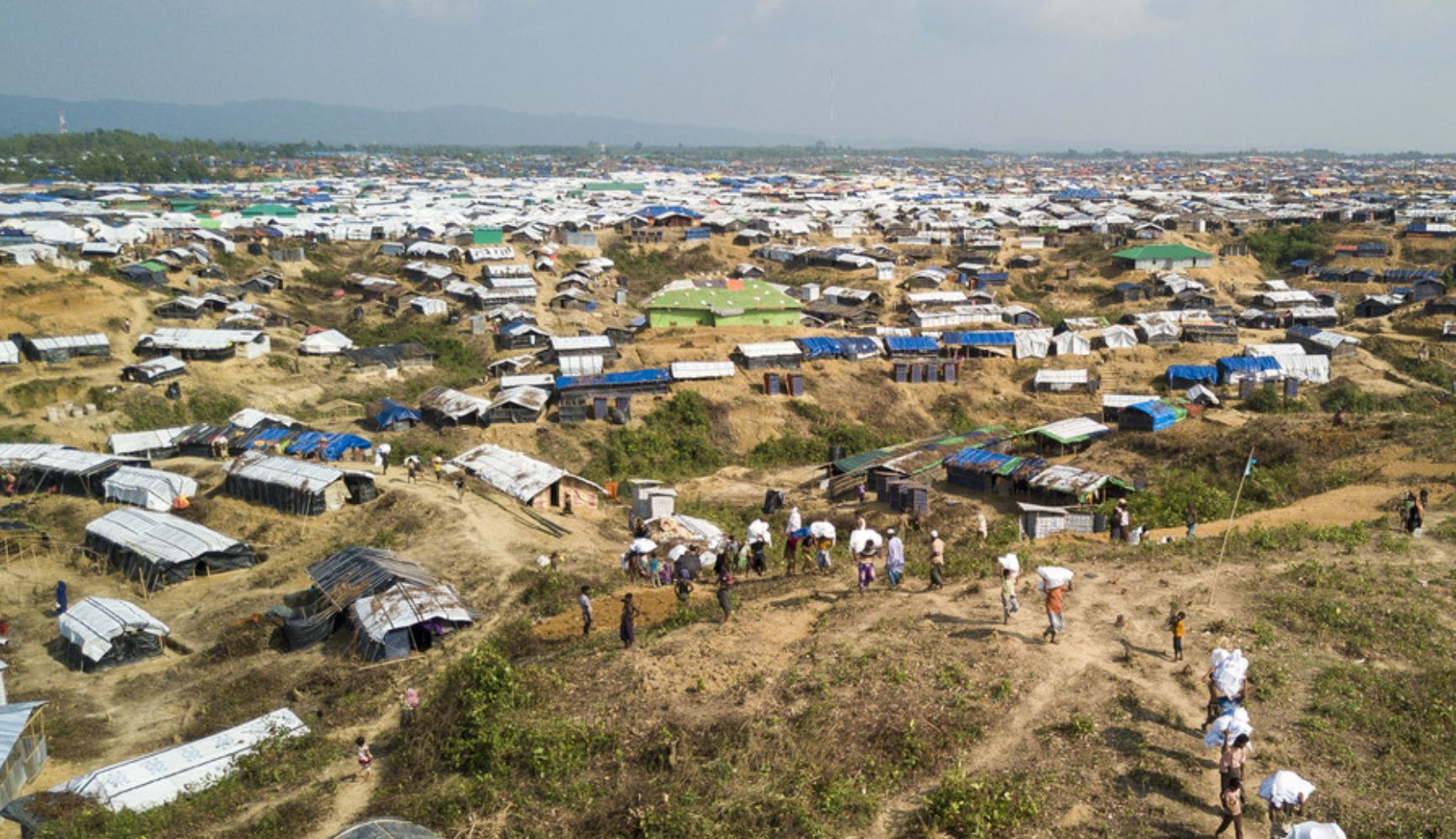 No End in Sight for Rohingya Crisis