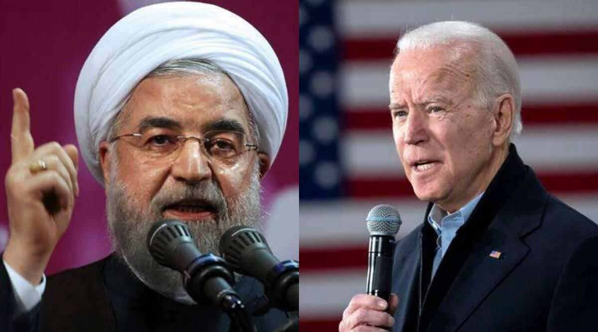 Iran's Rouhani Invites Biden To Return To Nuclear Deal Commitments