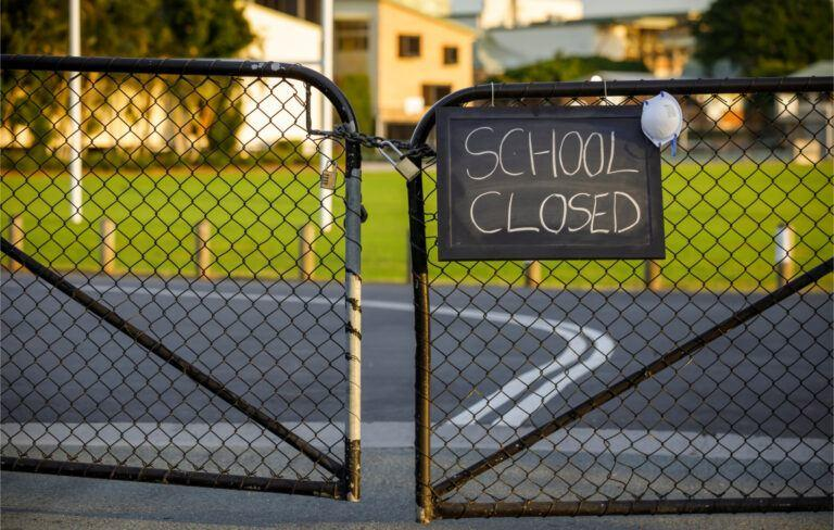 It Was A Mistake To Close Schools, UK Study Concedes