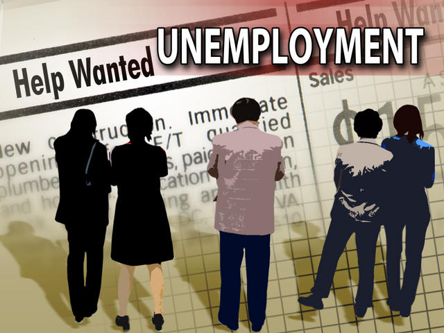 Initial Jobless Claims Rise For 2nd Week In A Row, Pandemic Claims Soar
