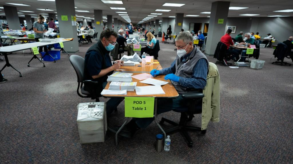 Wisconsin Poll Workers Allegedly Altered Thousands Of Invalid Ballots: Report