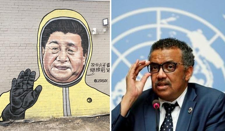 WHO's Tedros Self-Quarantines After COVID-19 Exposure
