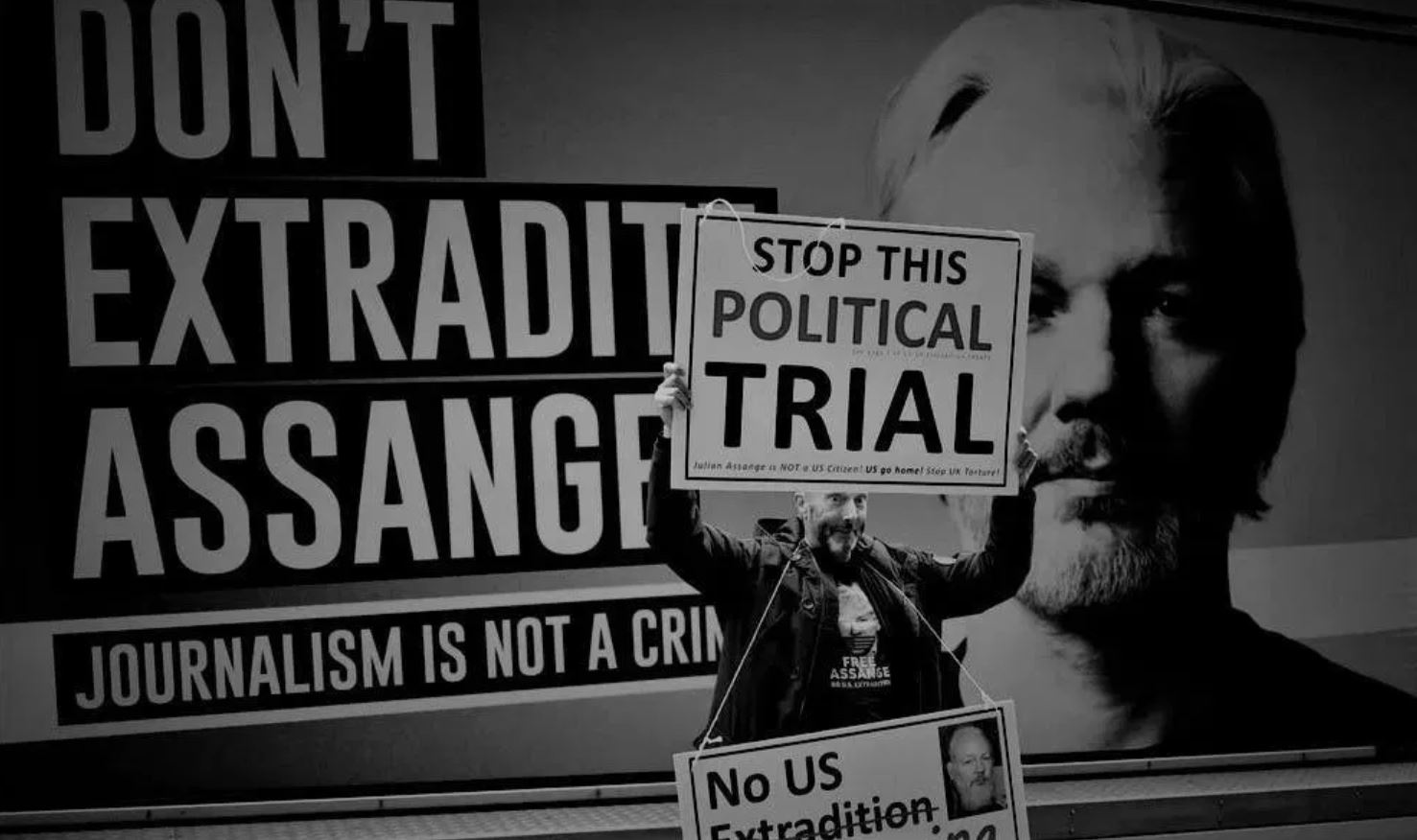Taylor Hudak Interview – The Political Persecution Of Julian Assange & The War On Journalism