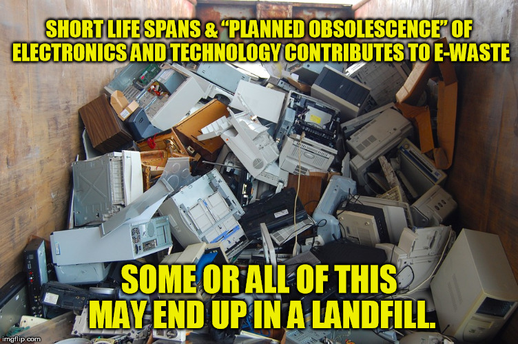 Researchers Say Big Tech Has to Do More to Reduce Toxic E-Waste Levels. Making Phones with Longer Life Spans Would Help