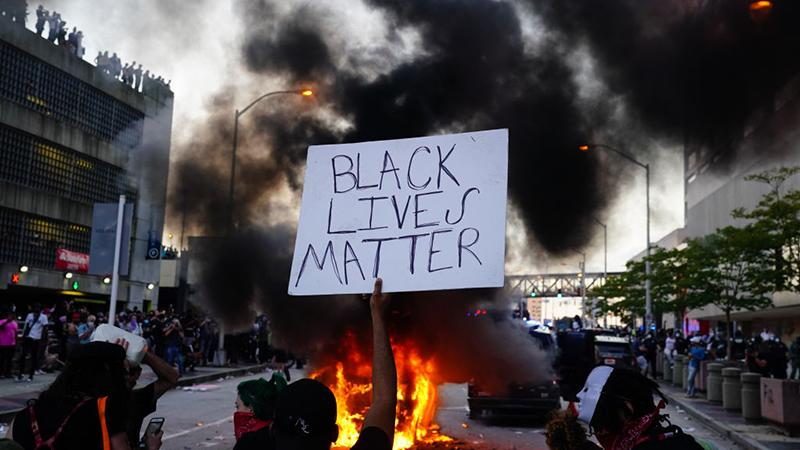 Majority Believe BLM Made Racial Tensions Worse, New Poll Finds