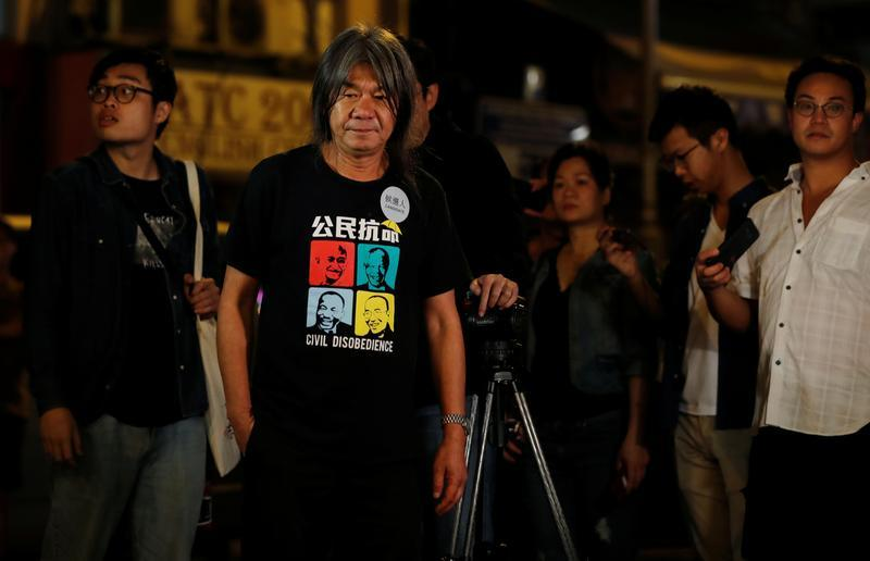 Hong Kong Arrests 8 More Pro-Democracy Activists As Opposition Crackdown Intensifies
