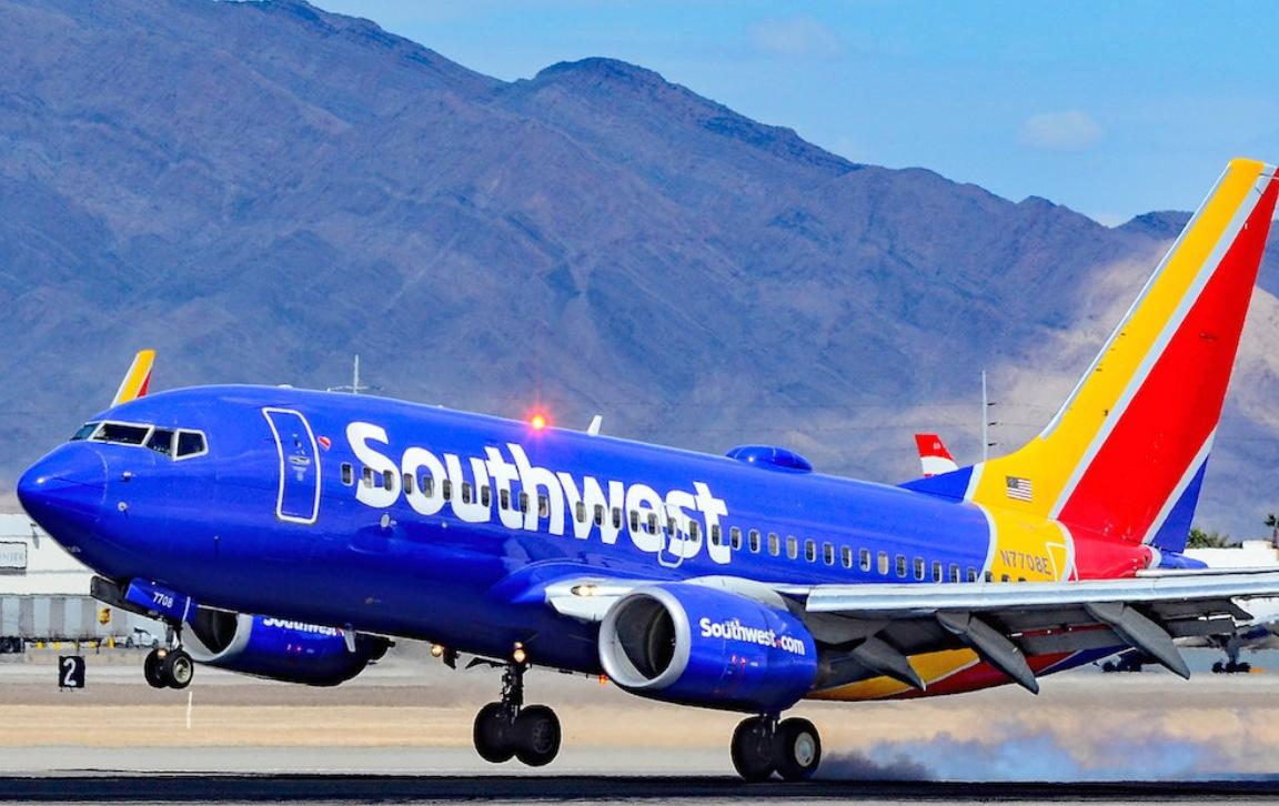 Southwest Warns Another 7,000 Workers About Potential Layoffs After Missing Cost-Cut Targets