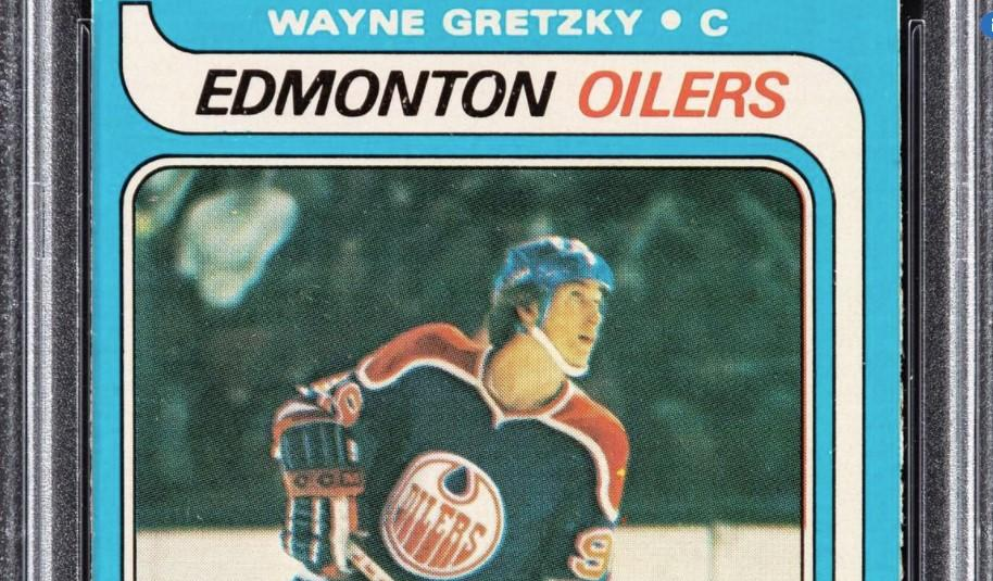 """Where's The Inflation?"": Wayne Gretzky Hockey Card Expected To Fetch $1 Million At Auction"