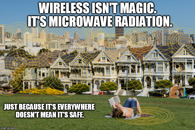 """Society of Environmental Journalists Reports about Health Risks from Cell Phone and Other """"WiFi"""" Technology"""