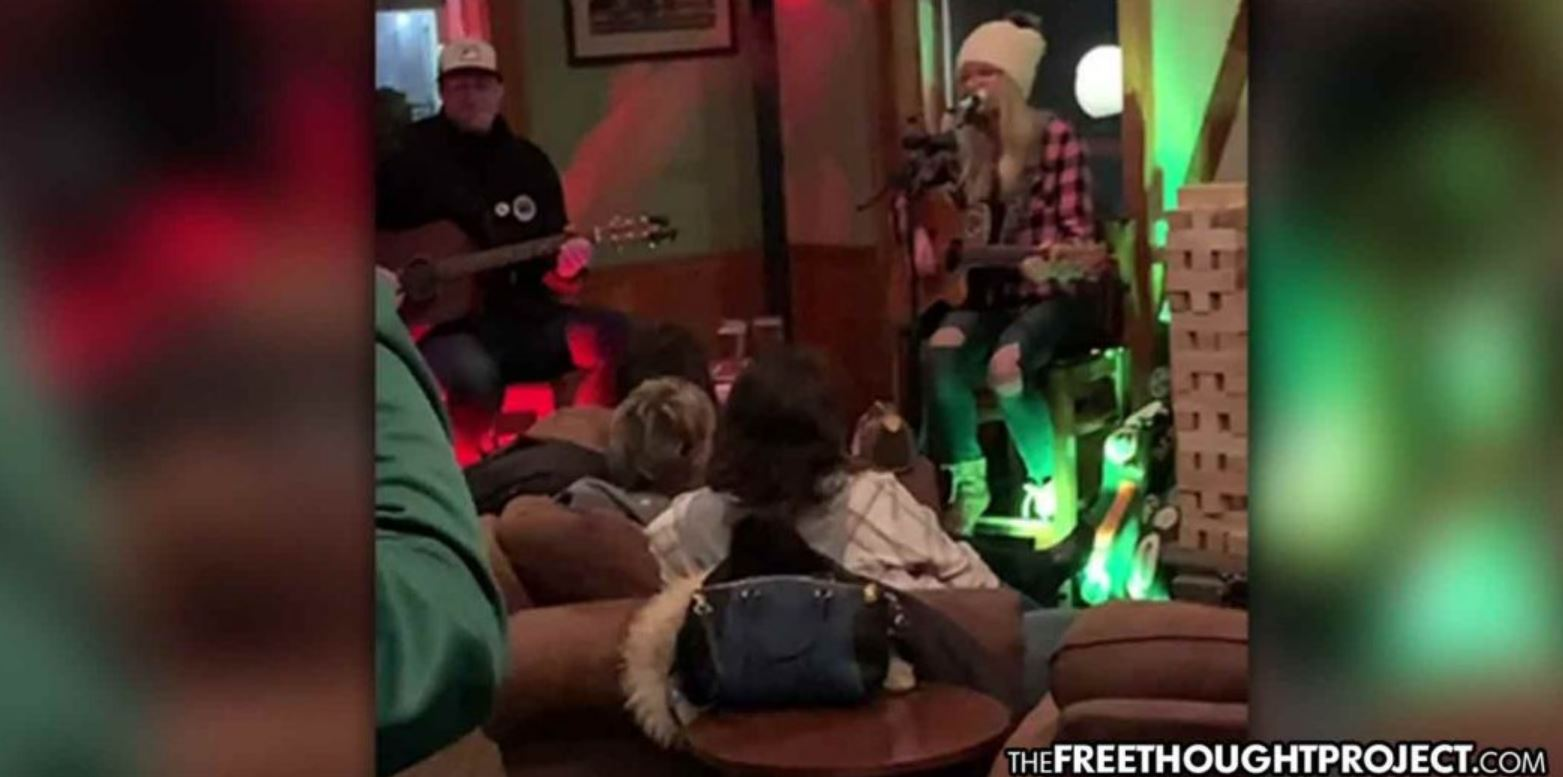 Bar Given Coronavirus Fine Because Guitarists Sat Too Close to Each Other During Show