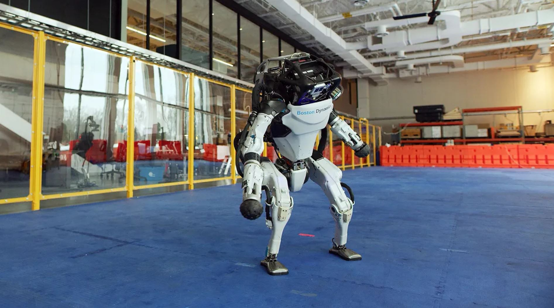 Boston Dynamics' Robots Learn How To Dance In Creepy New Video