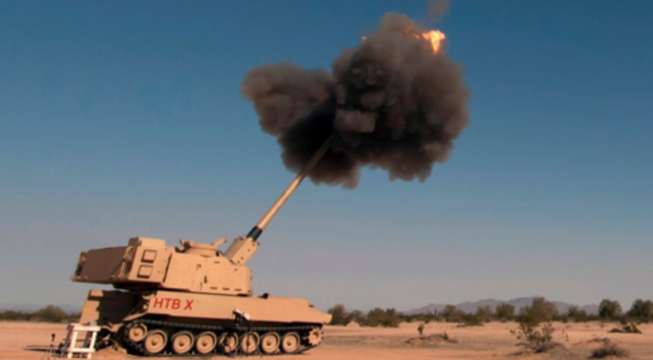 US Army Hits Target 43 Miles Away With Long-Range Cannon