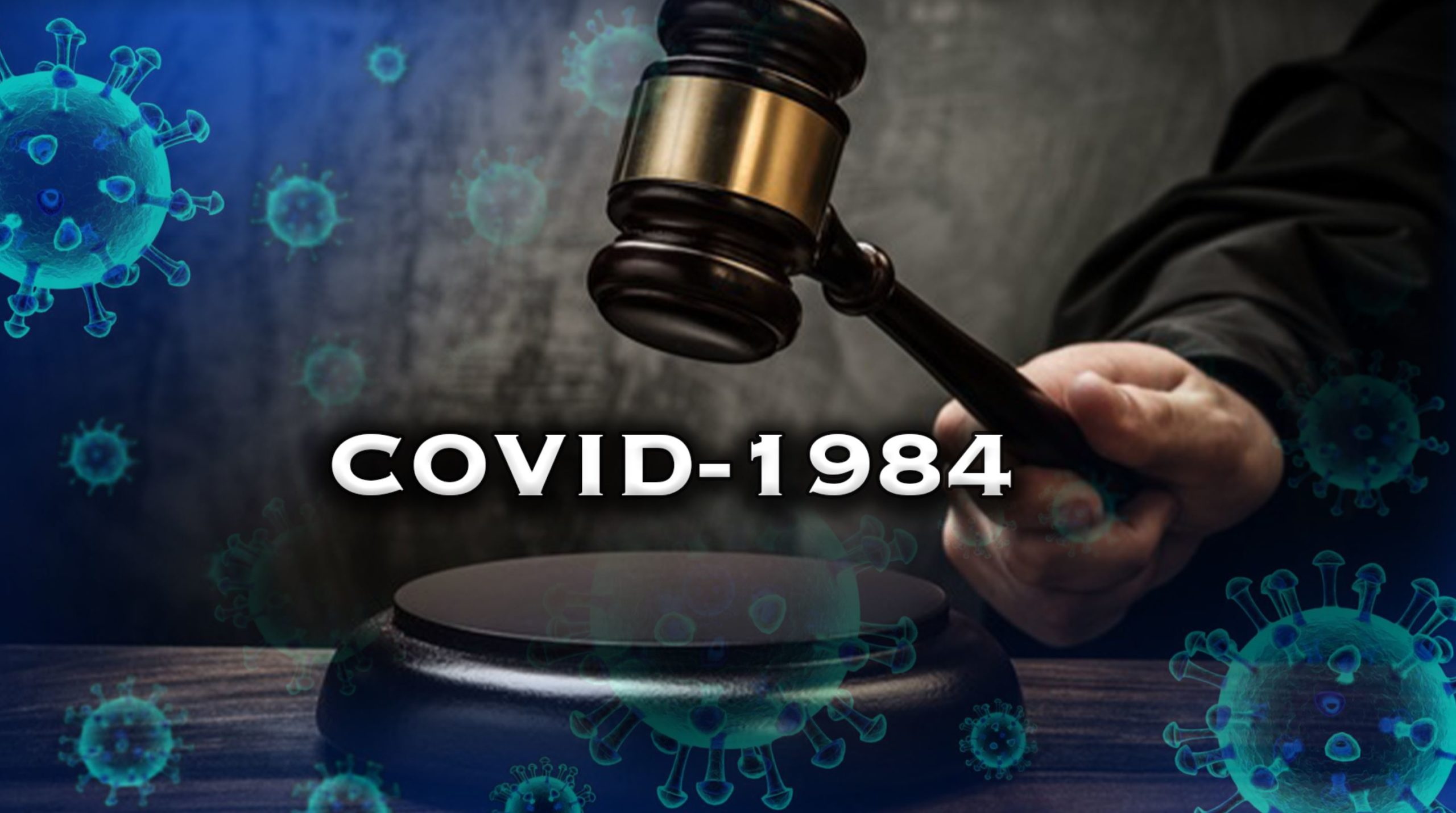 The Lawsuit That Could End Covid-1984 with Dr. Pam Popper