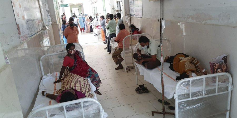 India Faces Mass Hospitalizations As Mystery Disease Strikes