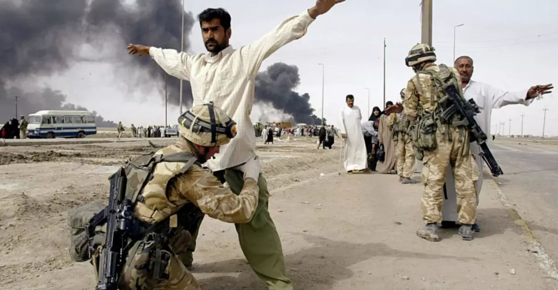 ICC Dropping Inquiry Into British War Crimes In Iraq Shows Failure Of International Legal System