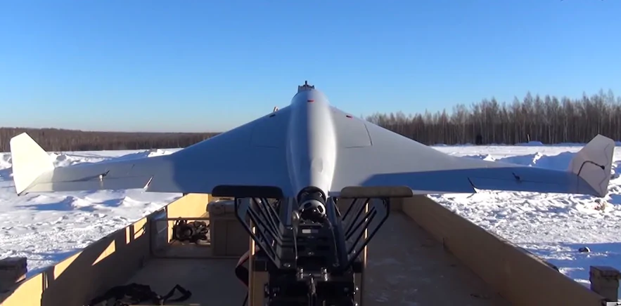 New Russian Suicide Drones Reportedly Battle-Tested Inside Syria