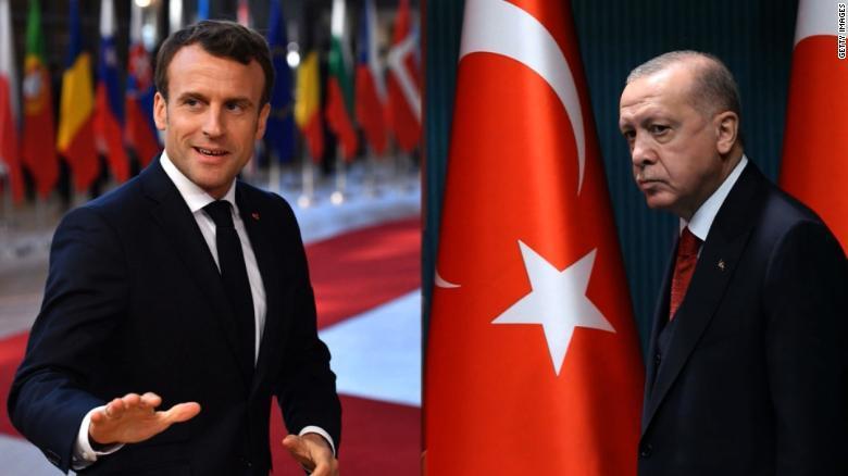 "Erdogan Says 'Macron Must Go' – Hopes France Will Rid ""Burden"" Soon"