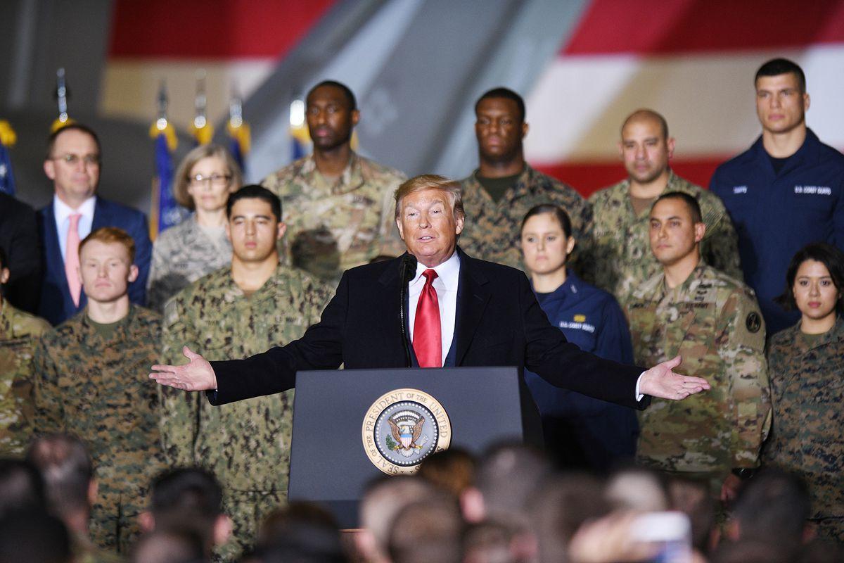 NDAA Seeks To Halt Trump's Troop Withdrawals From Afghanistan & Germany