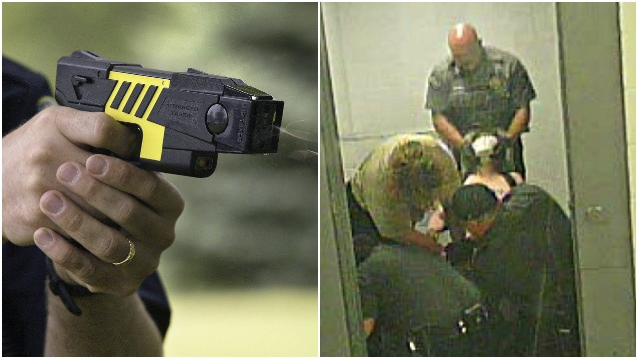 Grandmother Wrongfully Arrested Naked in Home, Tased in Jail, Wins $2.4 Million Payout