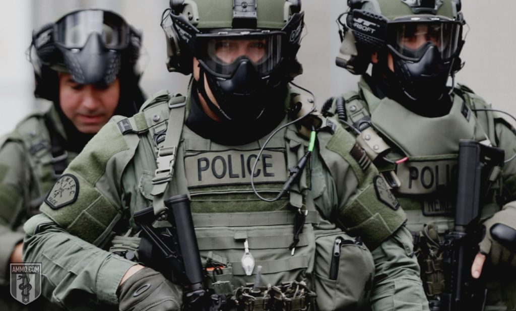 New Study Finds That Militarizing Local Police Does Not Reduce Crime