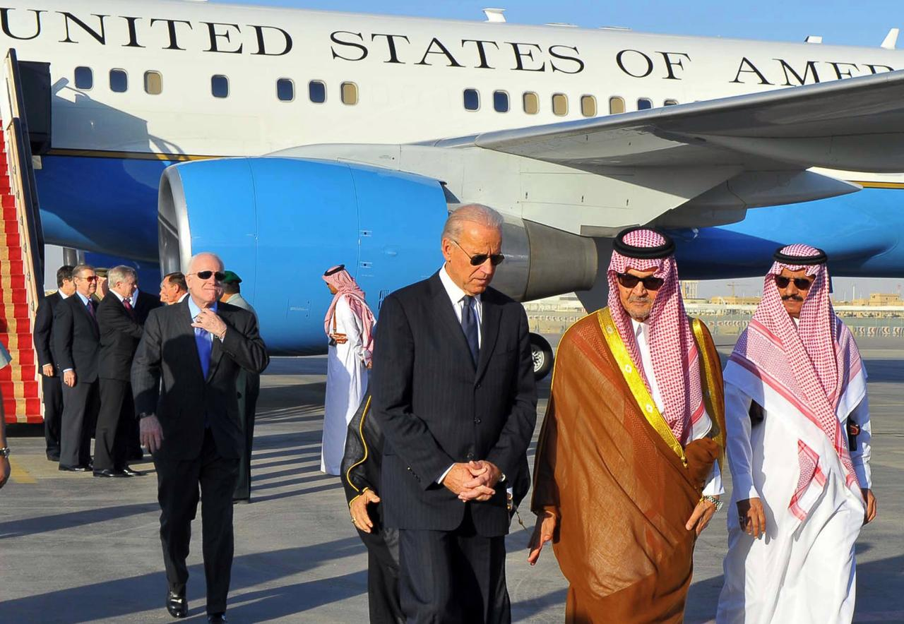 Saudis Demand To Be Consulted Before Biden Reenters Iran Nucleal Deal