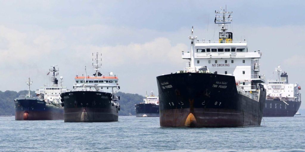 The 'Biggest Ever' Flotilla Of Iranian Tankers Is En Route To Venezuela With Fuel