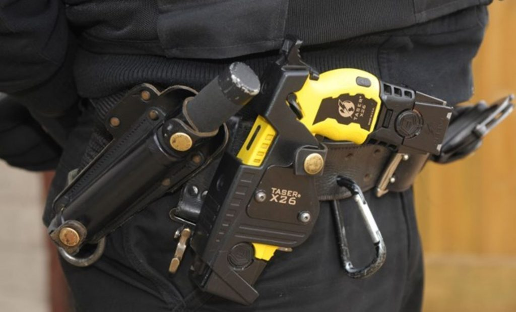 Cop Gets 5 Years After Horrifying Video Shows Him Torture Teen in a Restraint Chair with Taser
