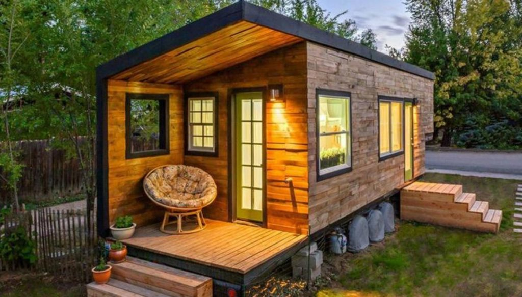 56% Of Americans Say They Would Live In A Tiny Home
