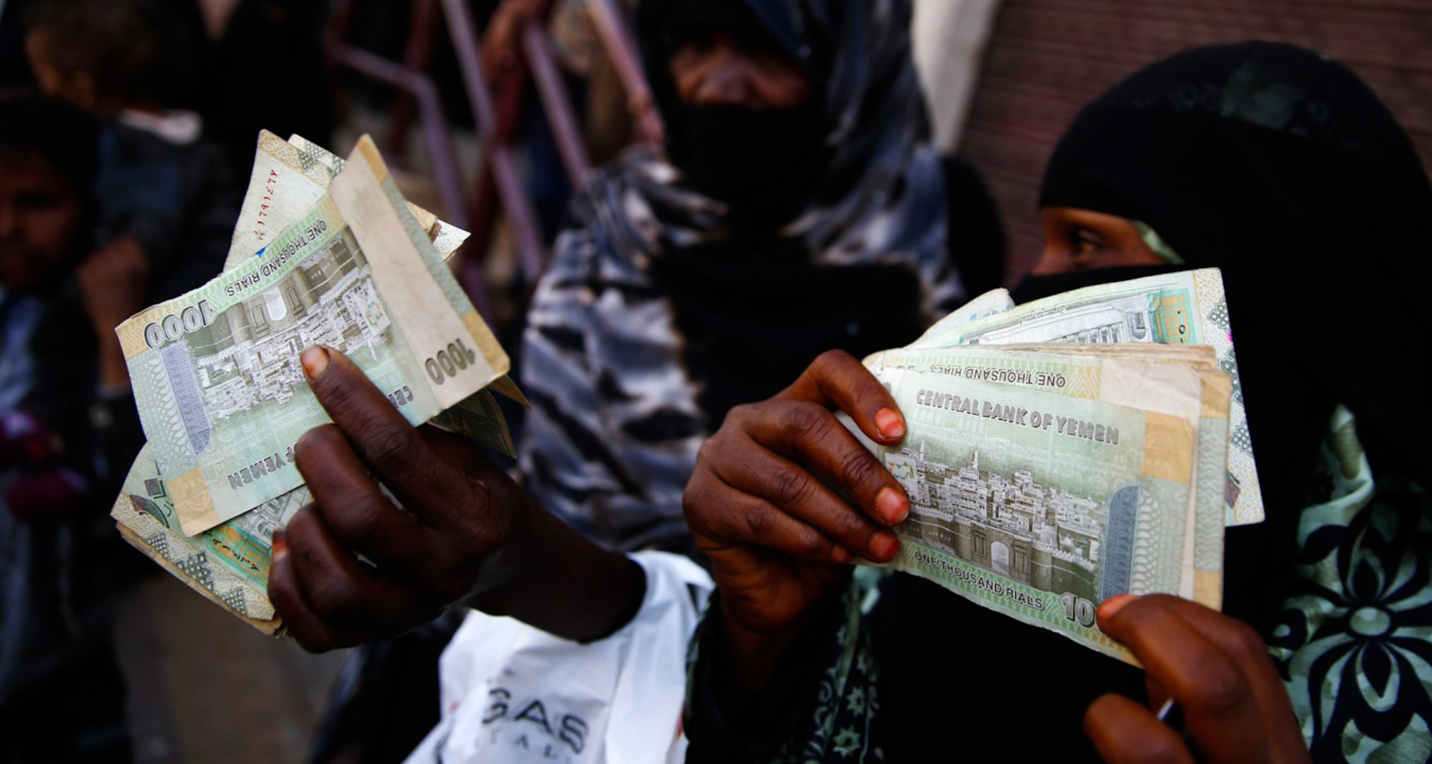 Mass Starvation Looms as Yemen's Currency Nears Historic Freefall