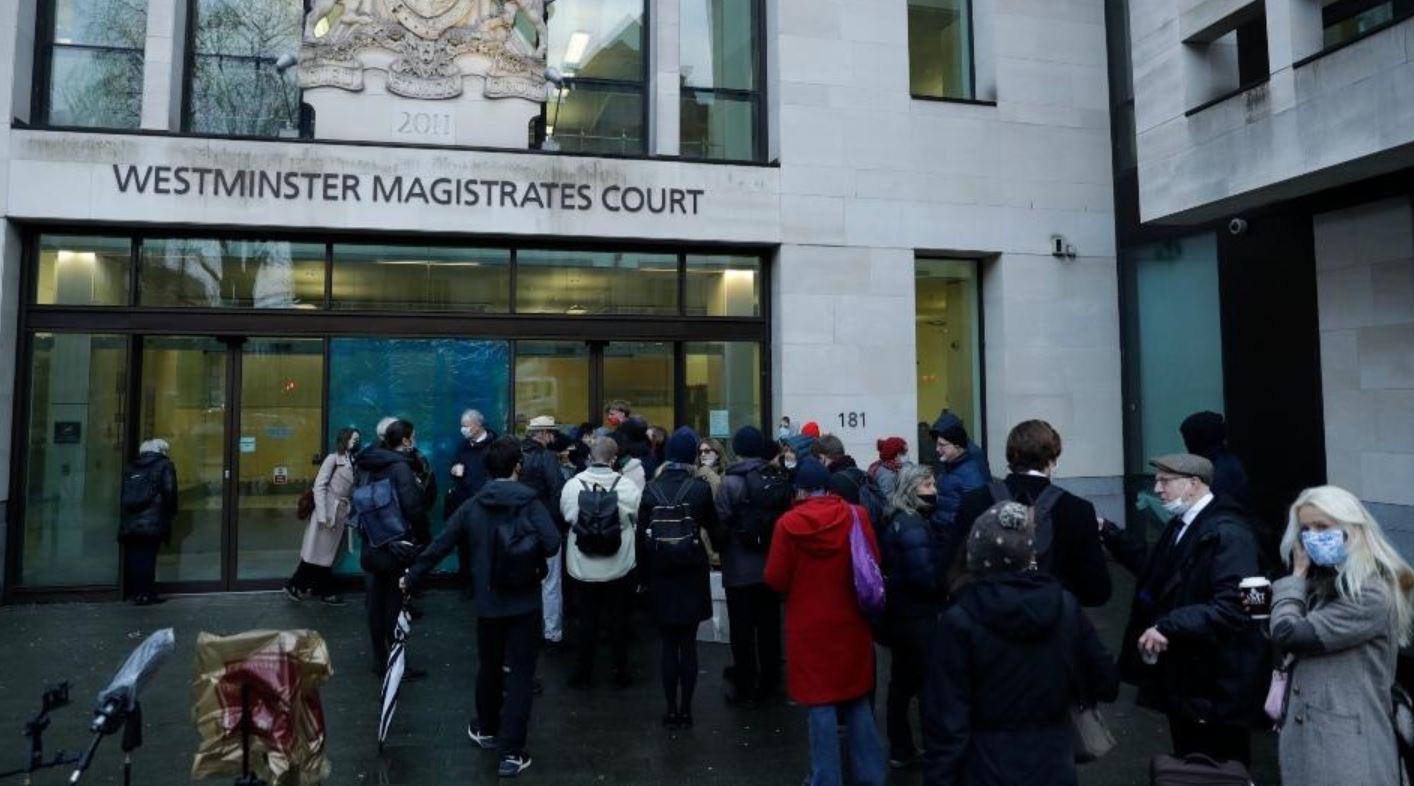 Assange Denied Bail By UK Judge Over Flight Risk