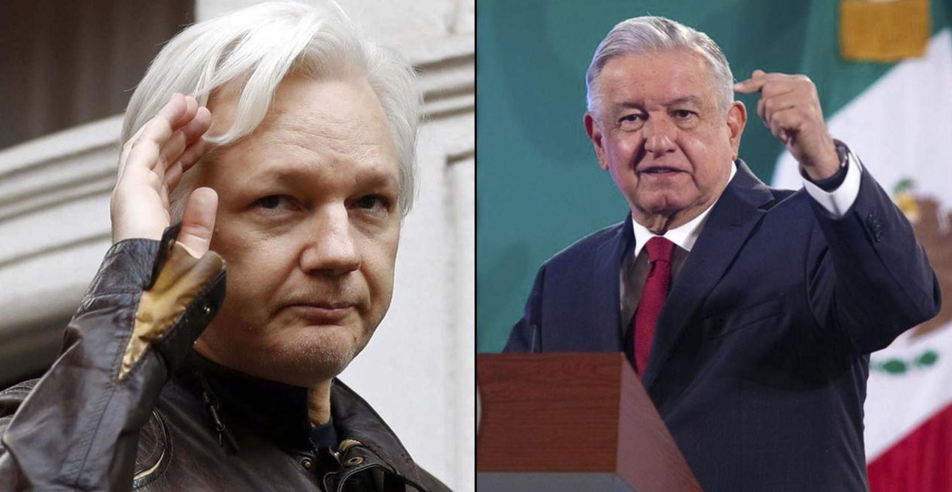 Mexico Ready To Offer Assange Asylum, President Lopez Obrador Says