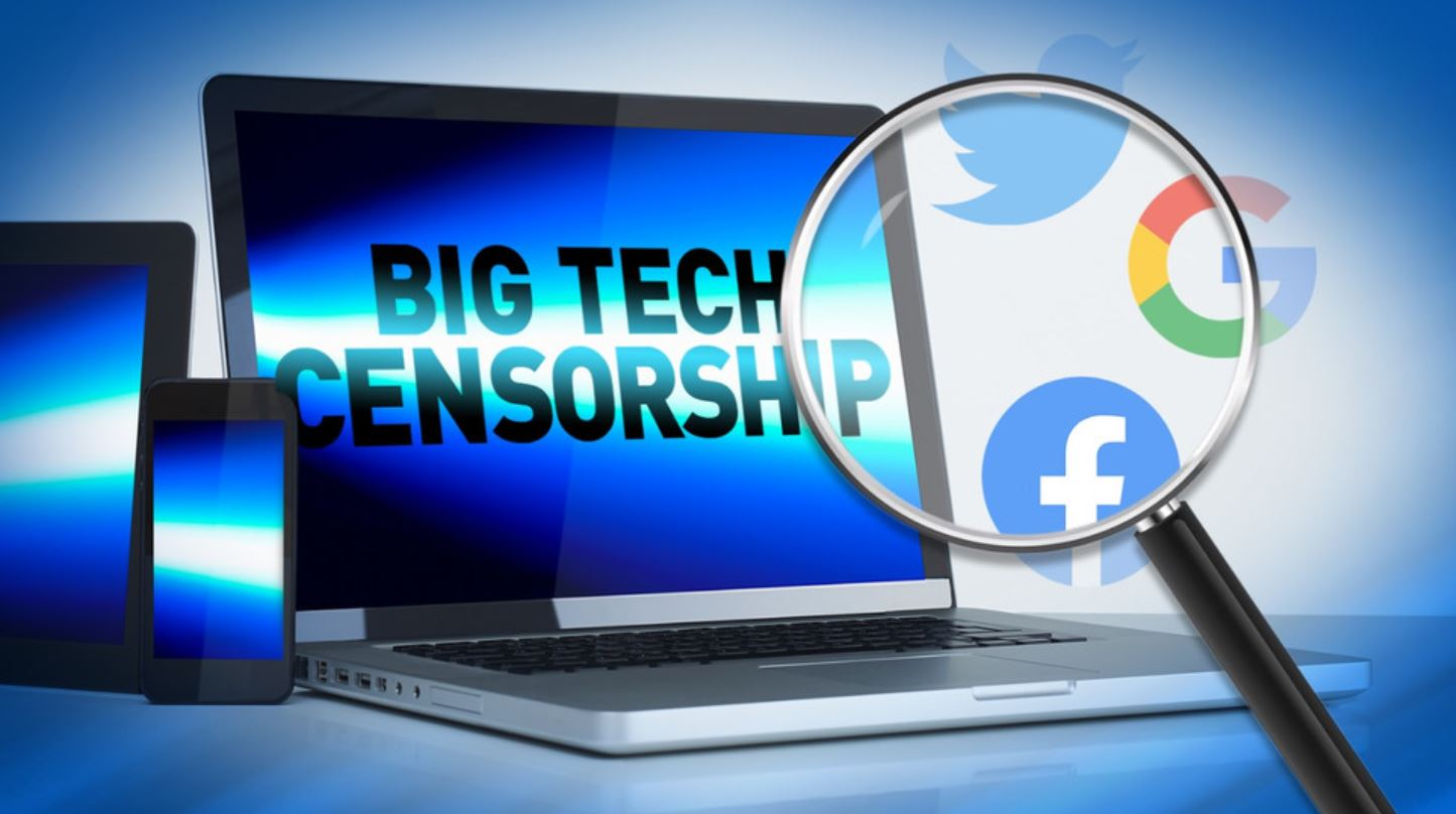 "Software Engineer Exposes Big Tech Censorship Strategies Which Include Use of AI and ""Blacklists"""