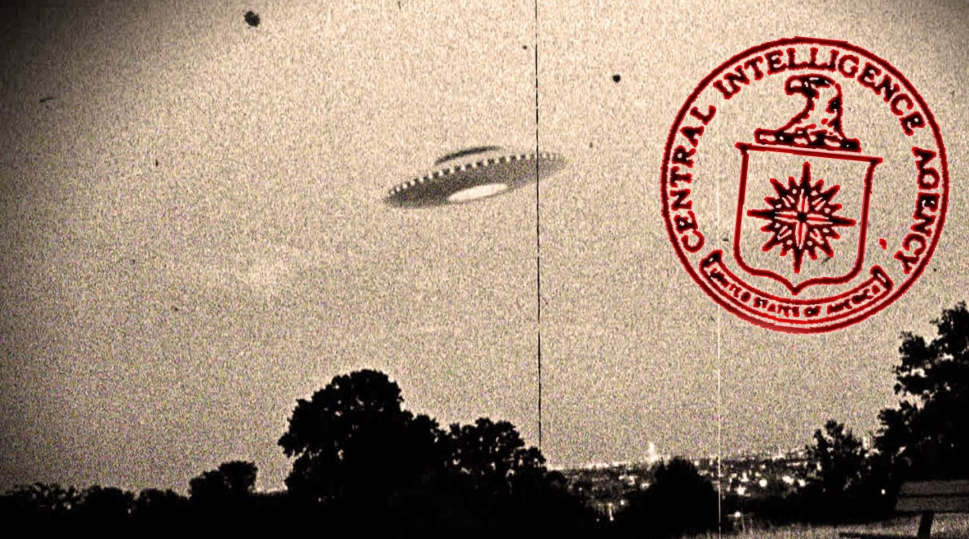 "CIA Drops ""Black Vault"" Trove Containing ""All"" Government Documents on UFOs"