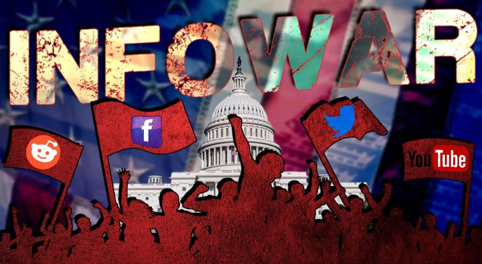 The Infowar Intensifies – New World Next Week
