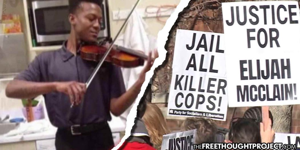 Cops Who Killed Elijah McClain Walk As Activists Face Decades in Prison for Protesting It