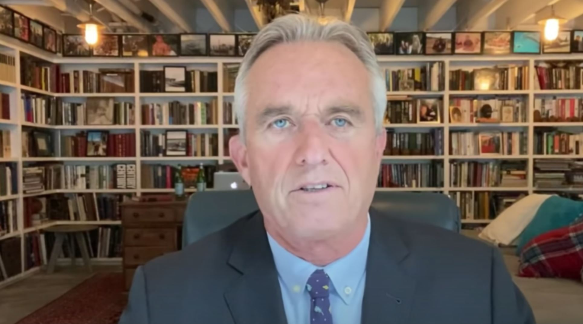 Impassioned Speech By Robert F. Kennedy, Jr. Blasts Technocrat Oligarchs