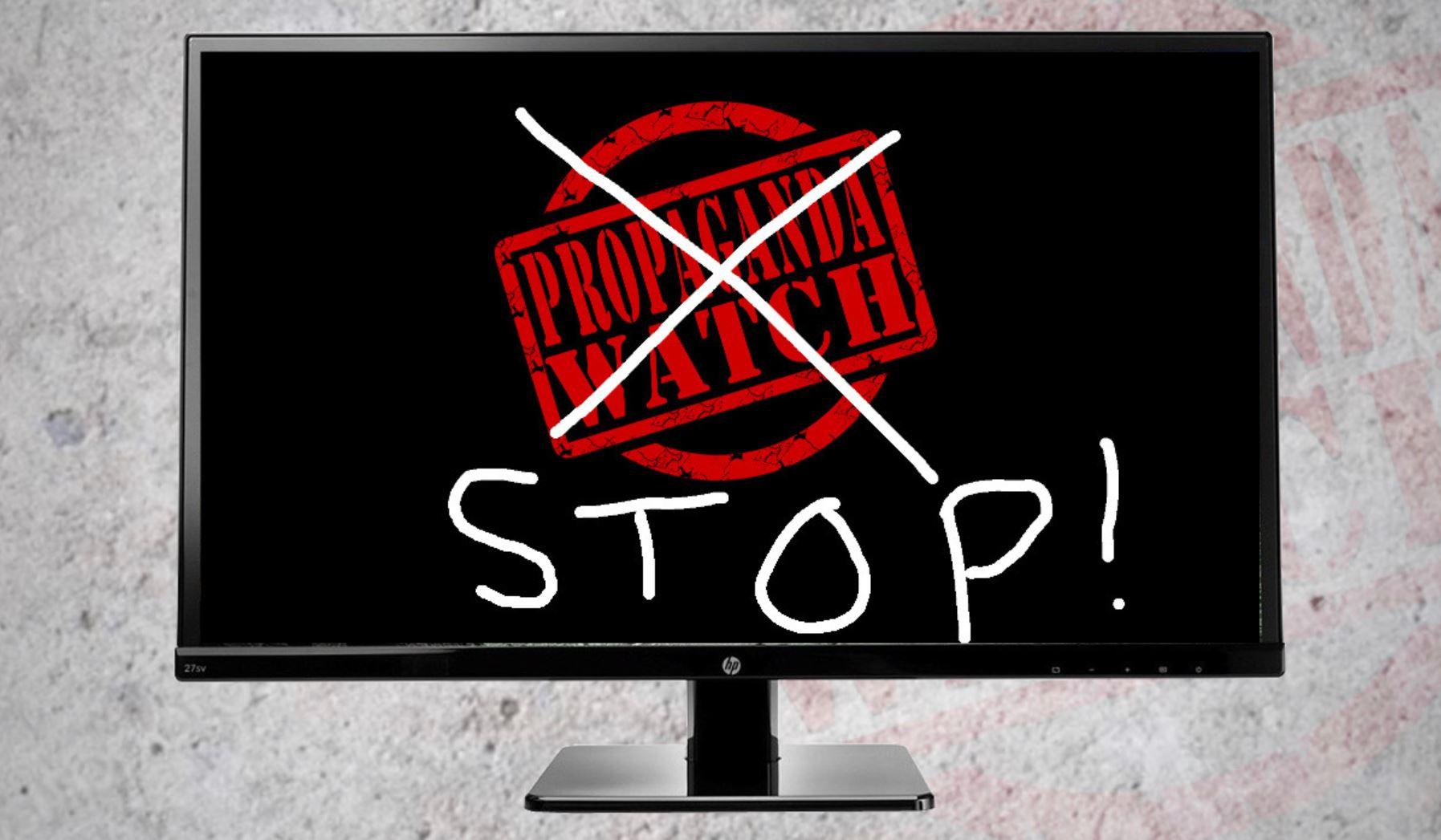 Stop Watching Propaganda – Propaganda Watch with James Corbett