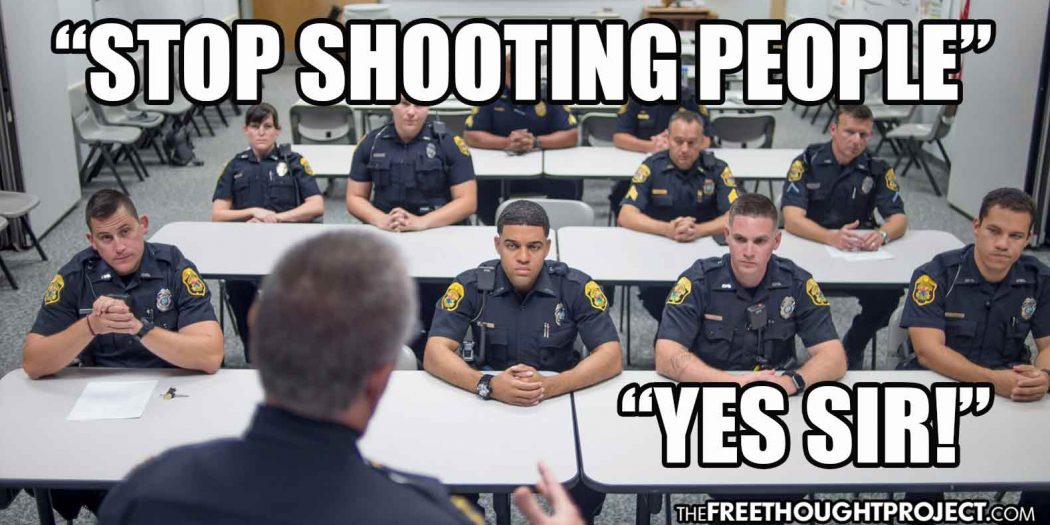 After Dept Retrained on How NOT to Kill — Not a Single Newark Cop Fired a Gun in 2020