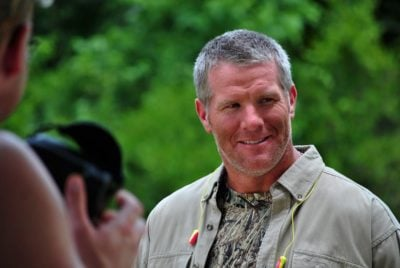 NFL Legend Brett Favre Slams Olympics For Allowing Biological Males To Compete Against Women