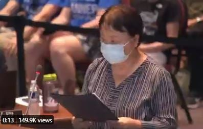 Mother Who Fled Mao's China Destroys Democrat School Board's Racist Critical Race Theory Indoctrination (Video)