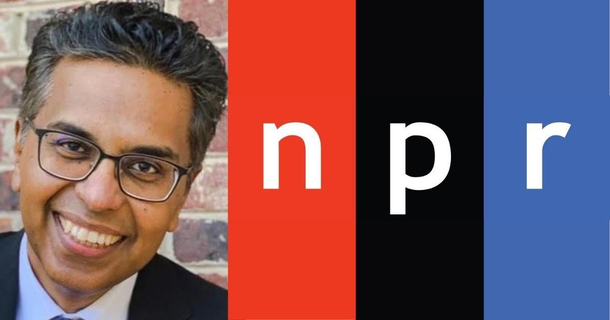 NPR's Saeed Ahmed Pushes Anti-Gun Agenda by Avoiding Context, Journalism